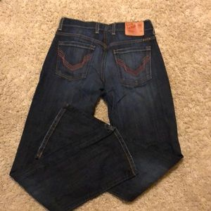 Lucky brand jeans. Never worn. New without tags.